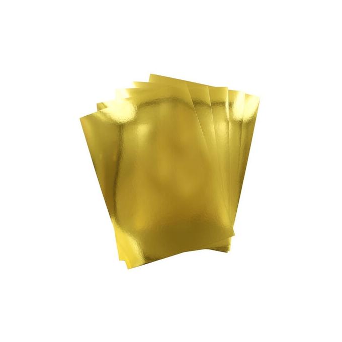 Dovecraft Premium Mirror Card A4 Gold.jpg