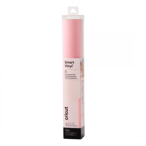 Cricut Smart Vinyl Permanent Light Pink