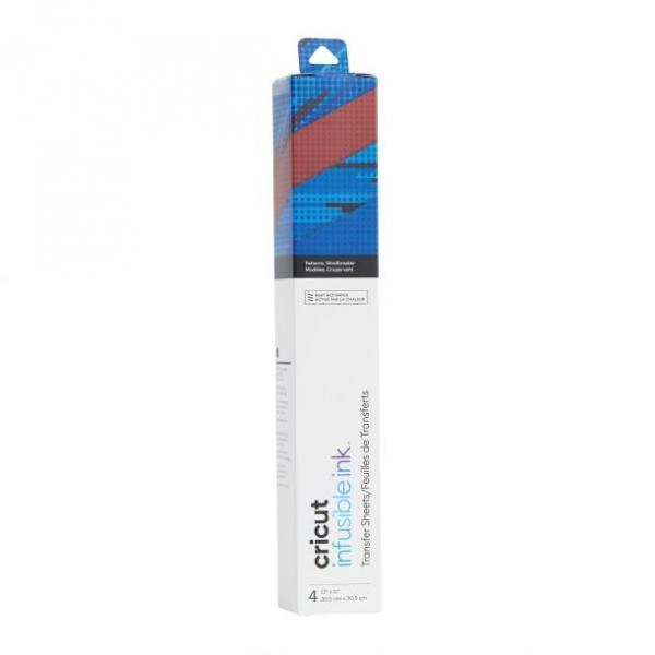 Infusible Ink™ Transfer Sheet Patterns, Windbreaker