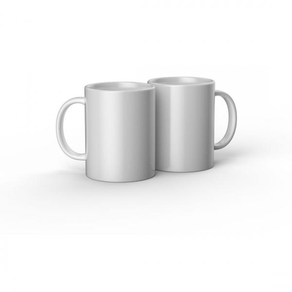 Cricut keraamiline tass 425 ml valge (2 tk)