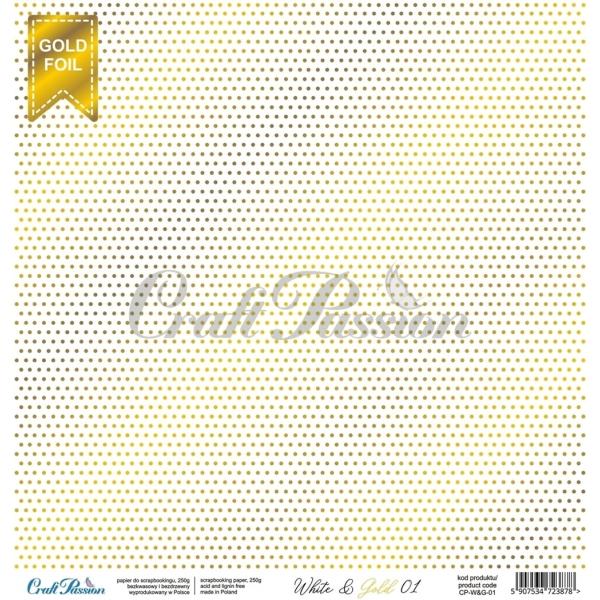 White & Gold 01