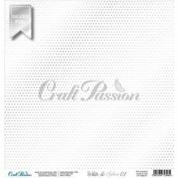 White & Silver 01