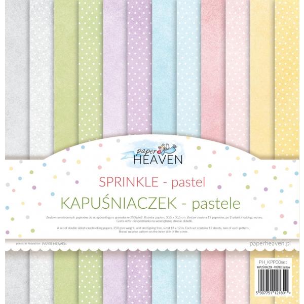 Sprinkle - pastel