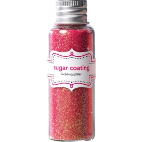 Doodlebug Design Ladybug Sugar Coating Glitter
