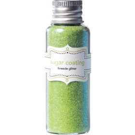 Doodlebug Design Limeade Sugar Coating Glitter