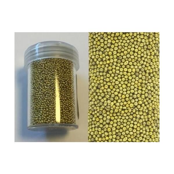 Kaaviarpärlid kuld