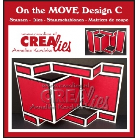 Crealies On The Move Design C