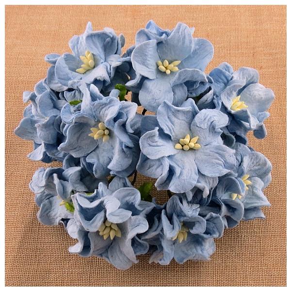 Gardeenia sinine 35 mm (5 tk)