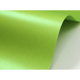 Majestic metallik Satin Lime