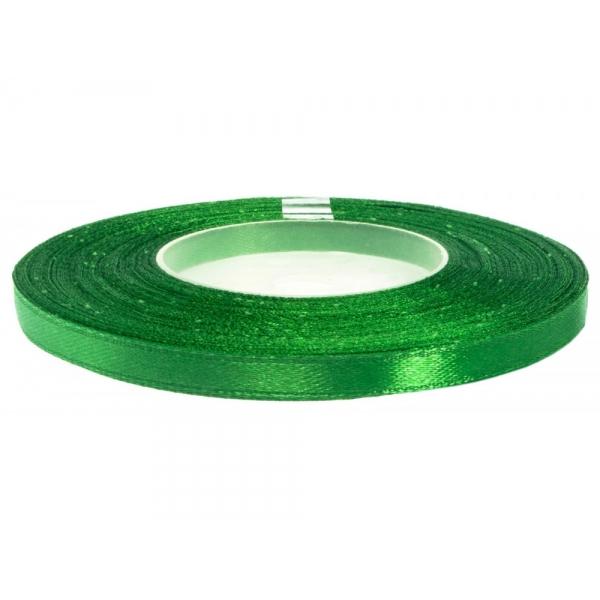 Satiinpael 6 mm roheline