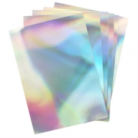 Dovecraft Holographic Card A4