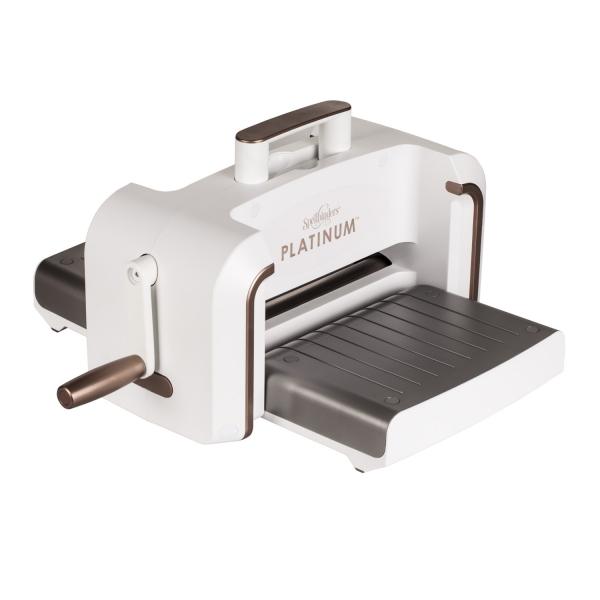 Spellbinders Platinum A4 paberilõikamismasin