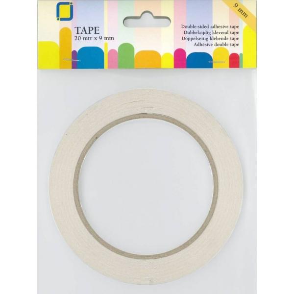 JEJE kahepoolne paberteip 9 mm